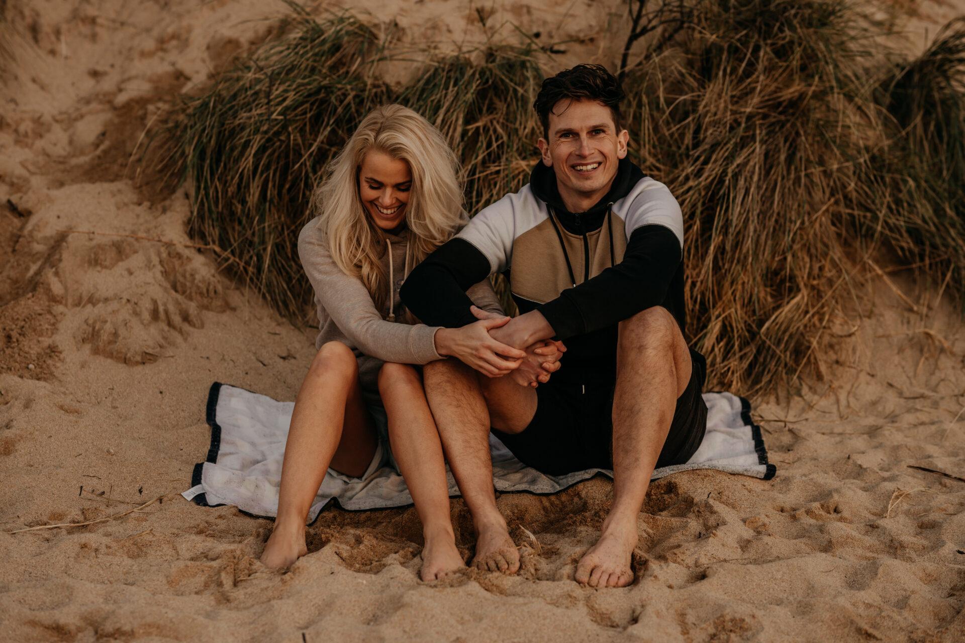 Sarah and Glen